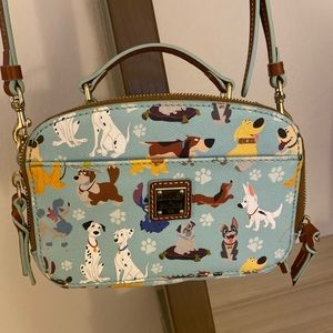 BNWOT Disney Dooney & Bourke Dog Crossbody